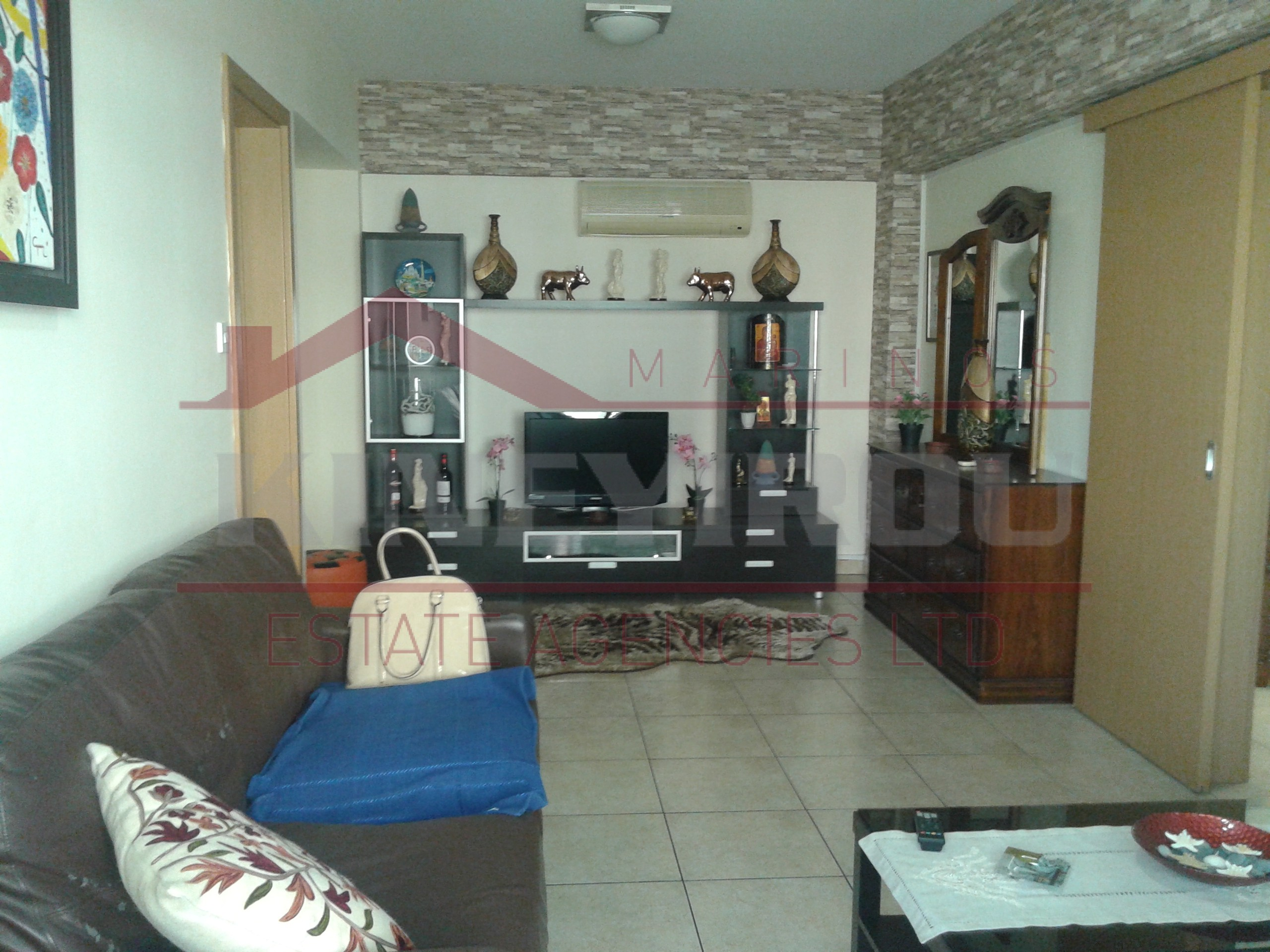 Two Bedroom Apartment in the Center of Larnaca