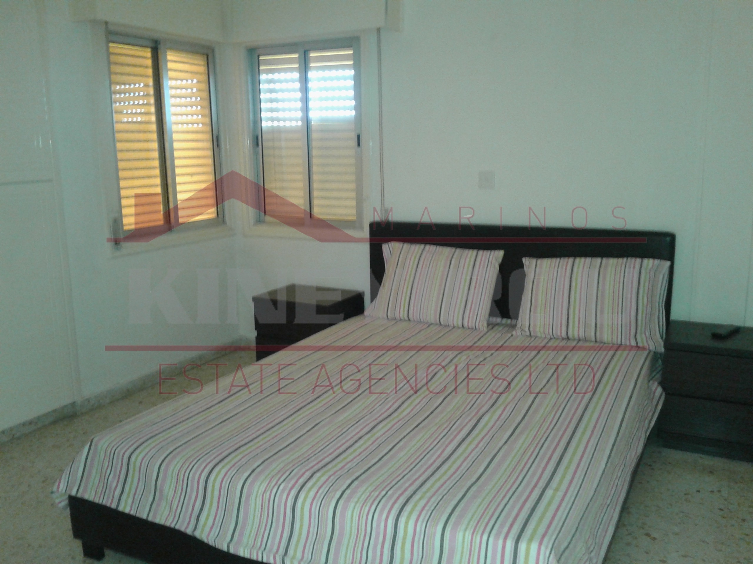 Spacious 3 bedroom apartment for rent in Larnaca