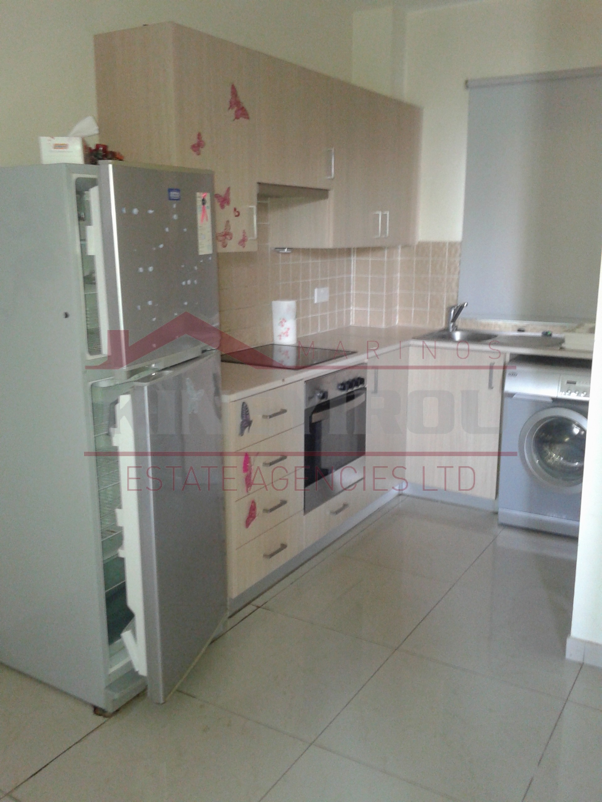 One bedroom for rent in town center , Larnaca