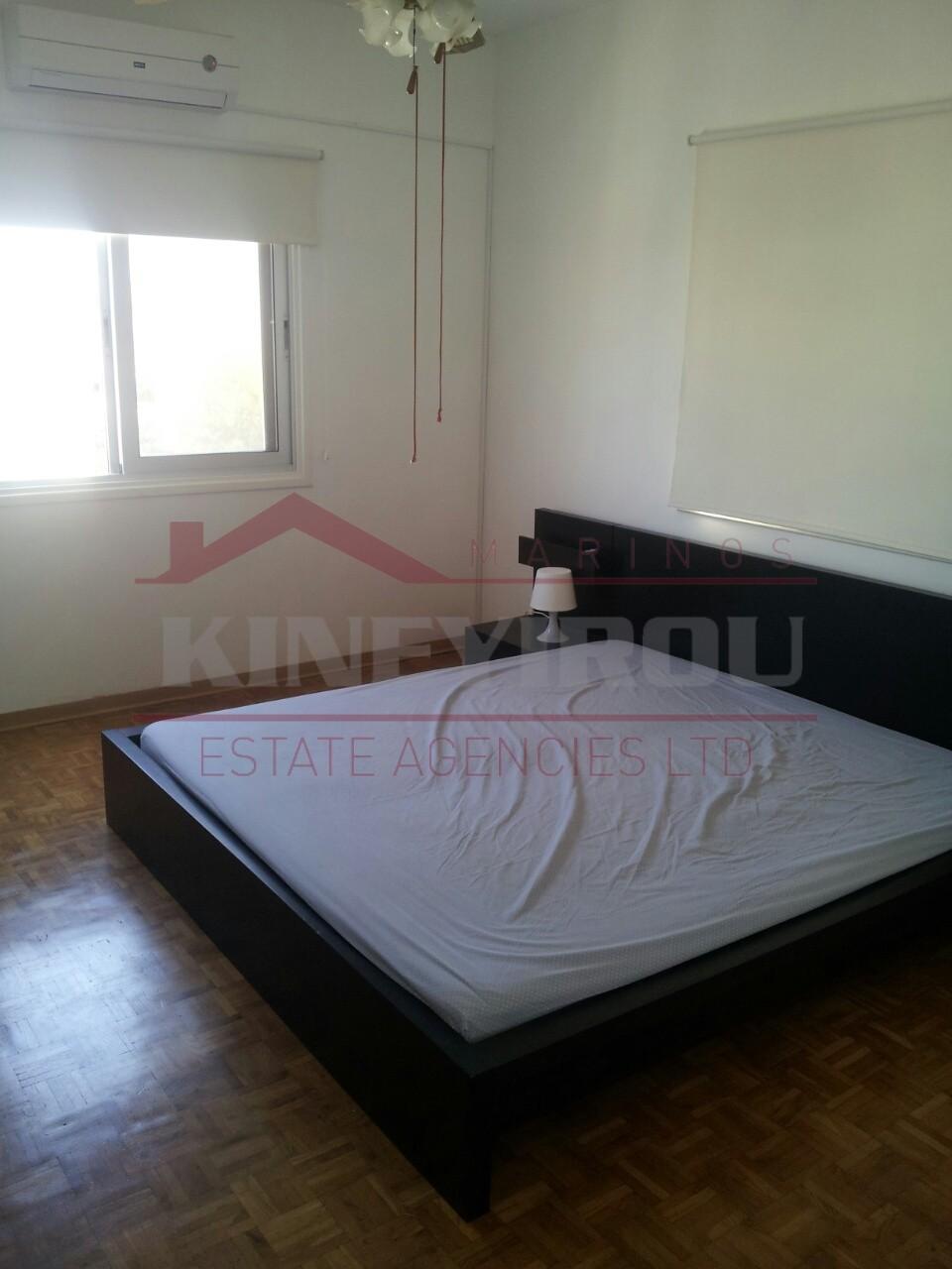 Spacious apartment for rent in Agious Anargyrous – Apartment