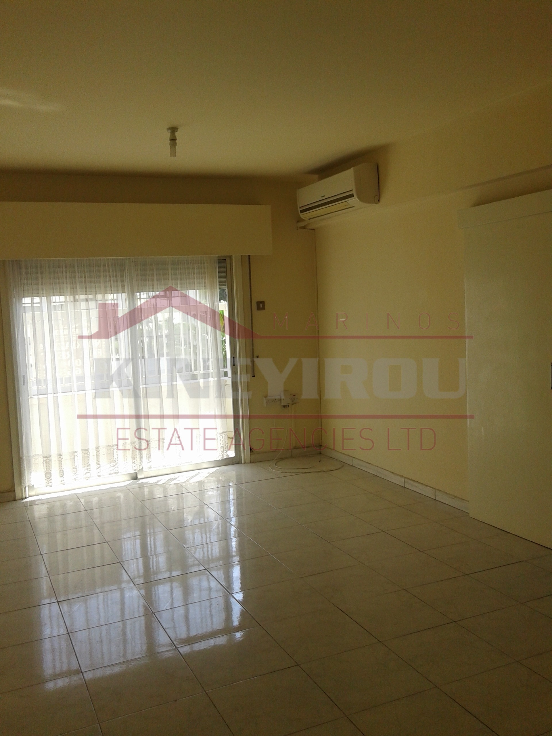 Spacious apartment for rent in Faneromeni , Larnaca