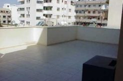 Rented Apartment in Center Larnaca - properties in Cyprus