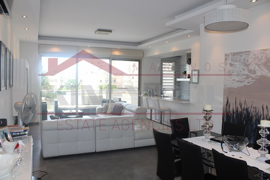 Luxury 2 Bedroom Apartment in Town center, Larnaca