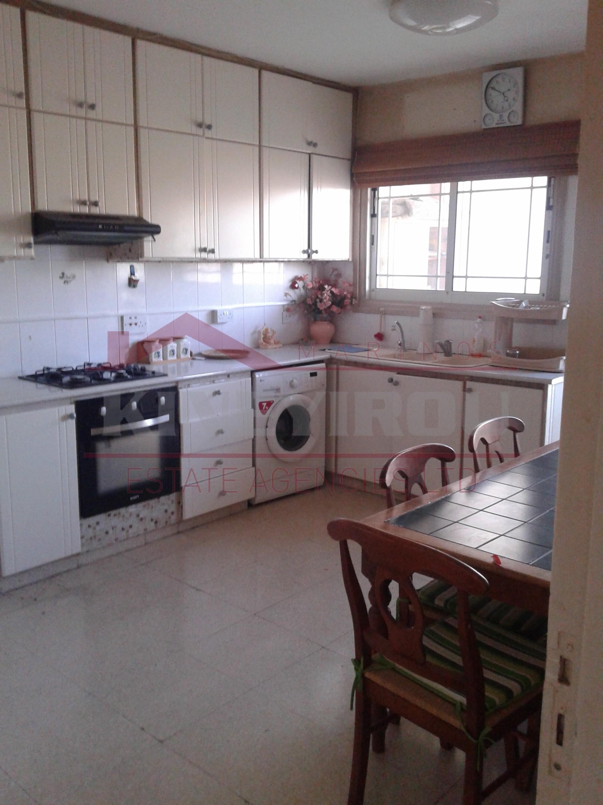 Three bedroom apartment in Drosia – Larnaca
