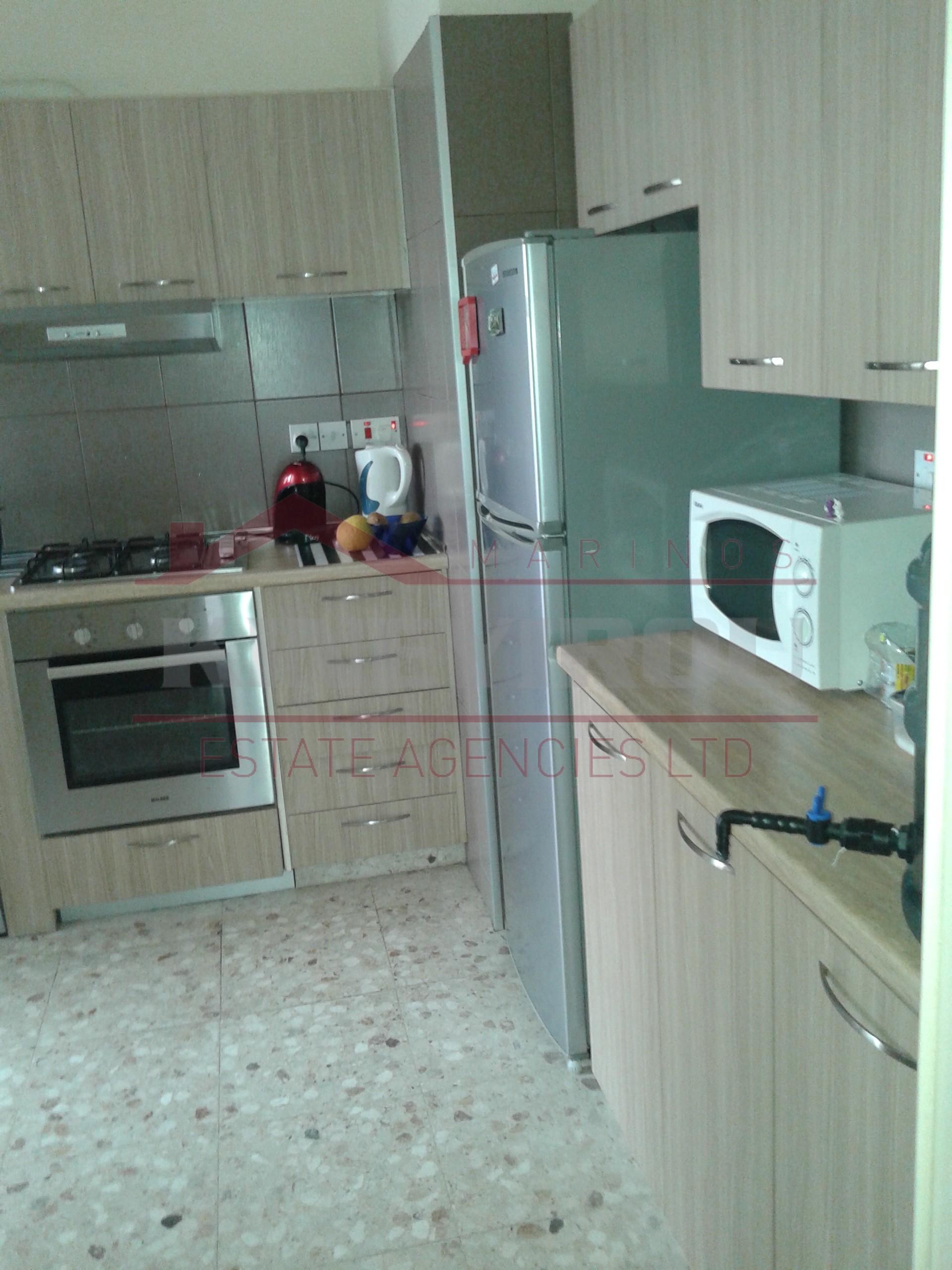 2 bedroom apartment in town center Larnaca