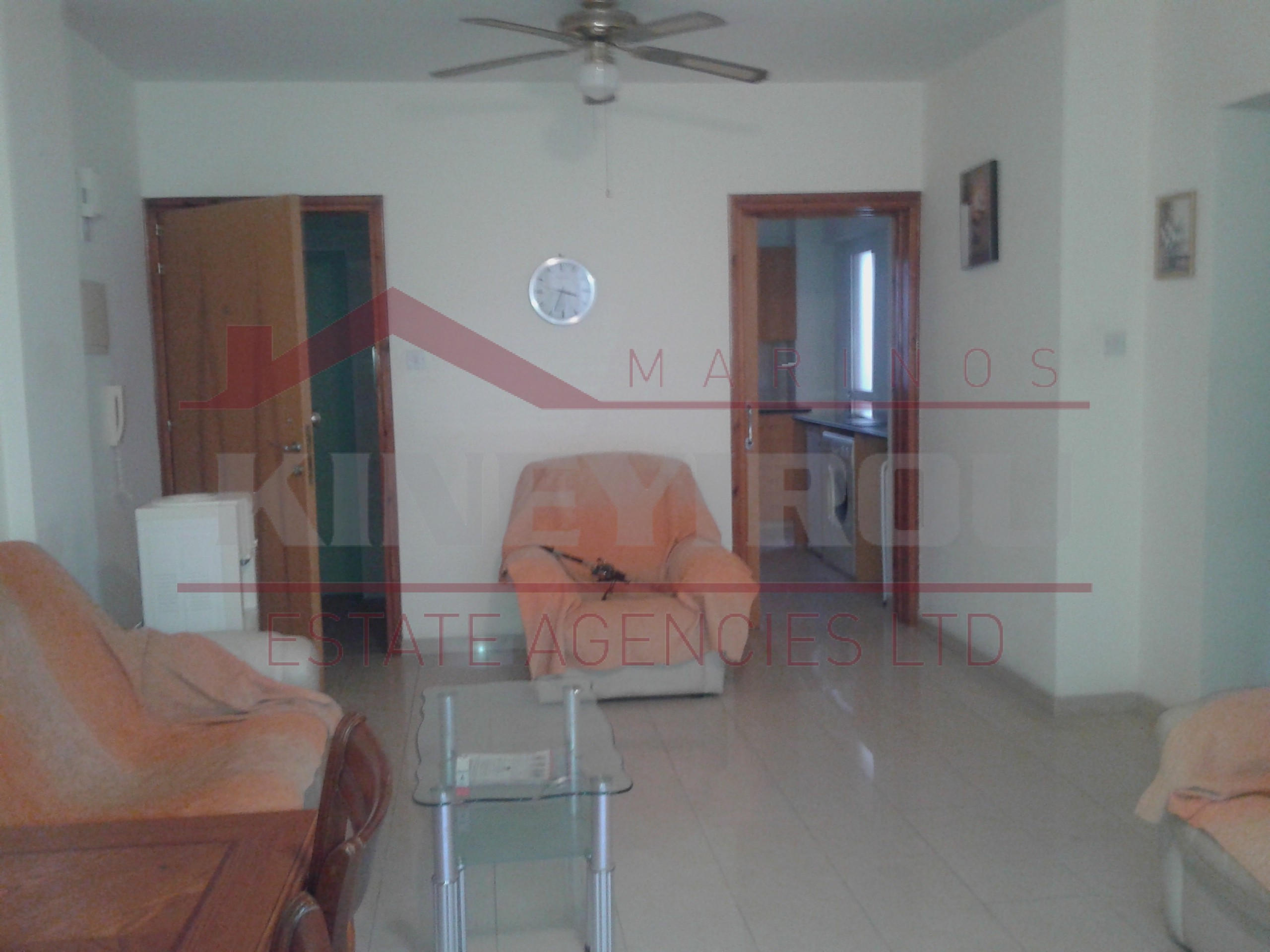 Apartment for rent in Makenzy, Larnaca