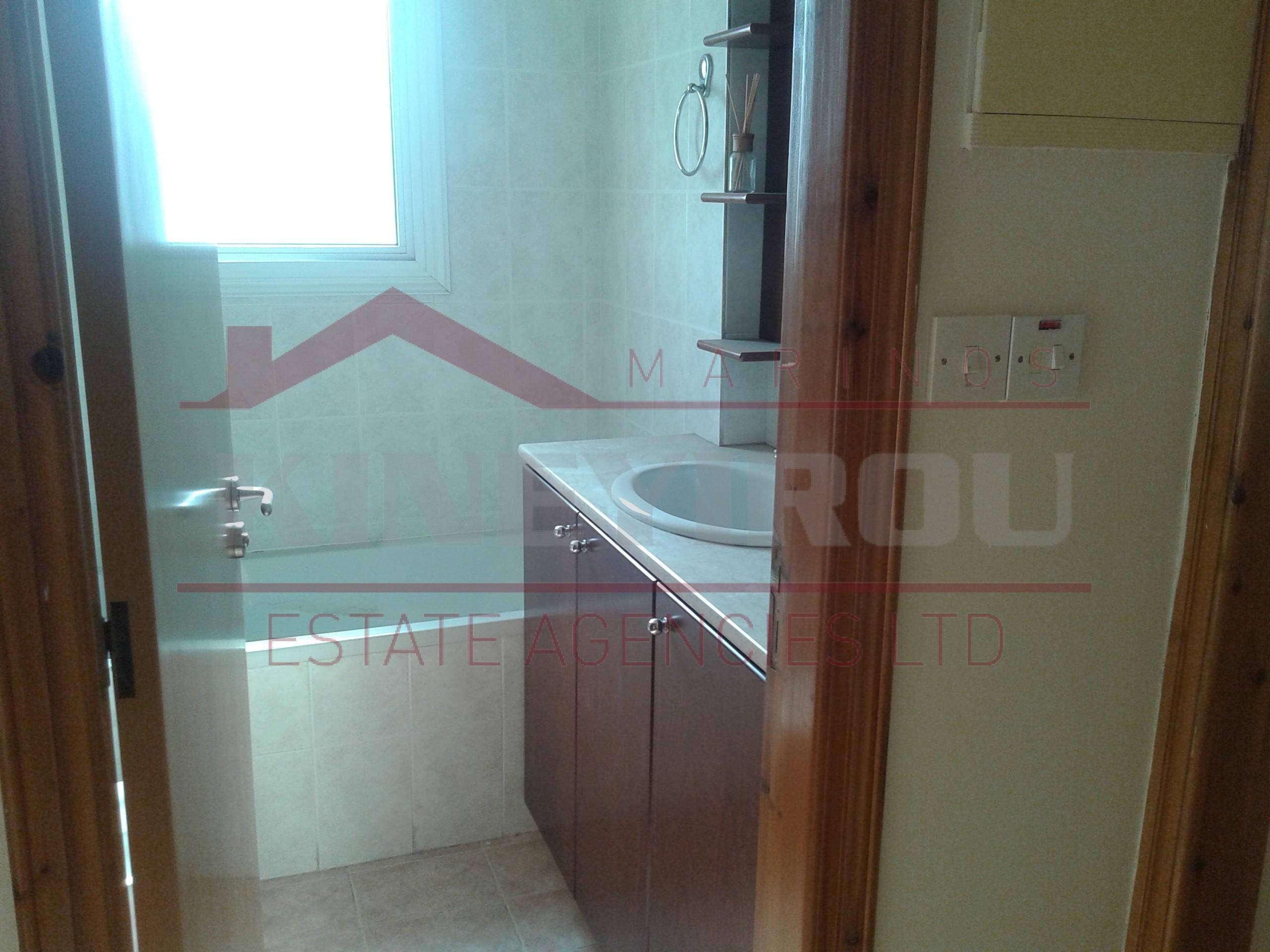 Spacious apartment in Drosia – Larnaca