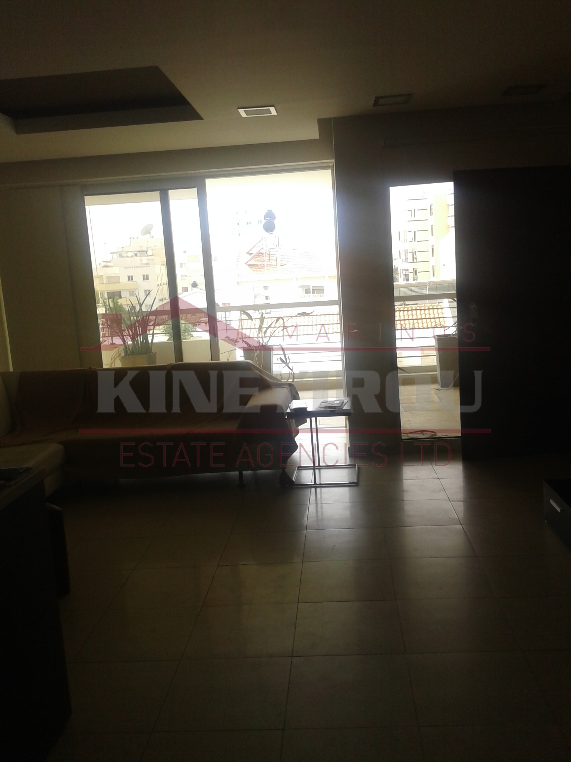 Larnaca property – apartment for rent near New Hospital