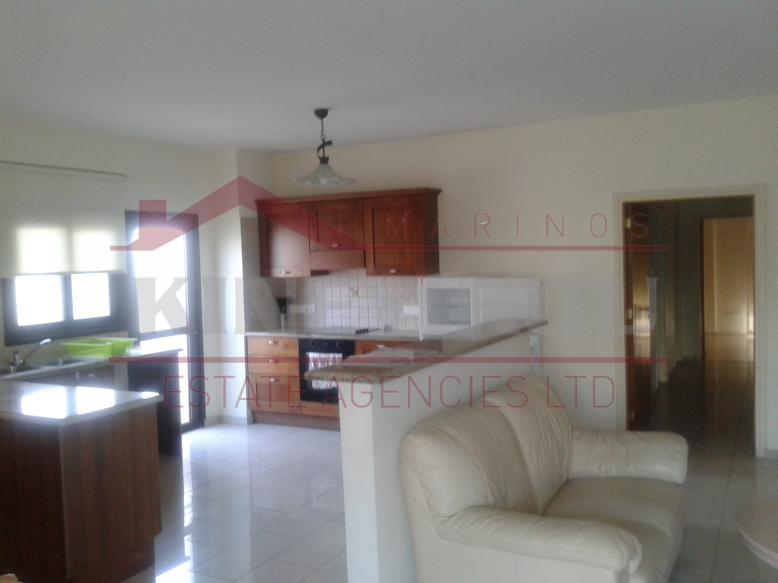 Three bedroom apartment for rent in Drosia – Larnaca