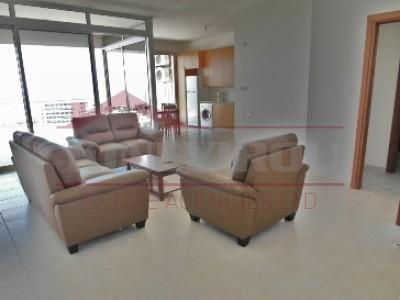 2 bedroom apartment in Larnaca center