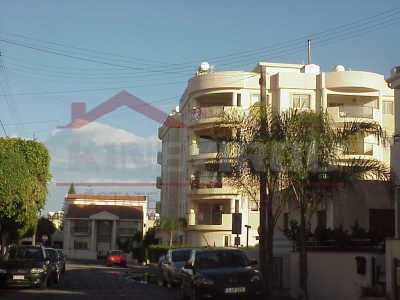 Three bedroom penthouse for rent in Drosia, Larnaca