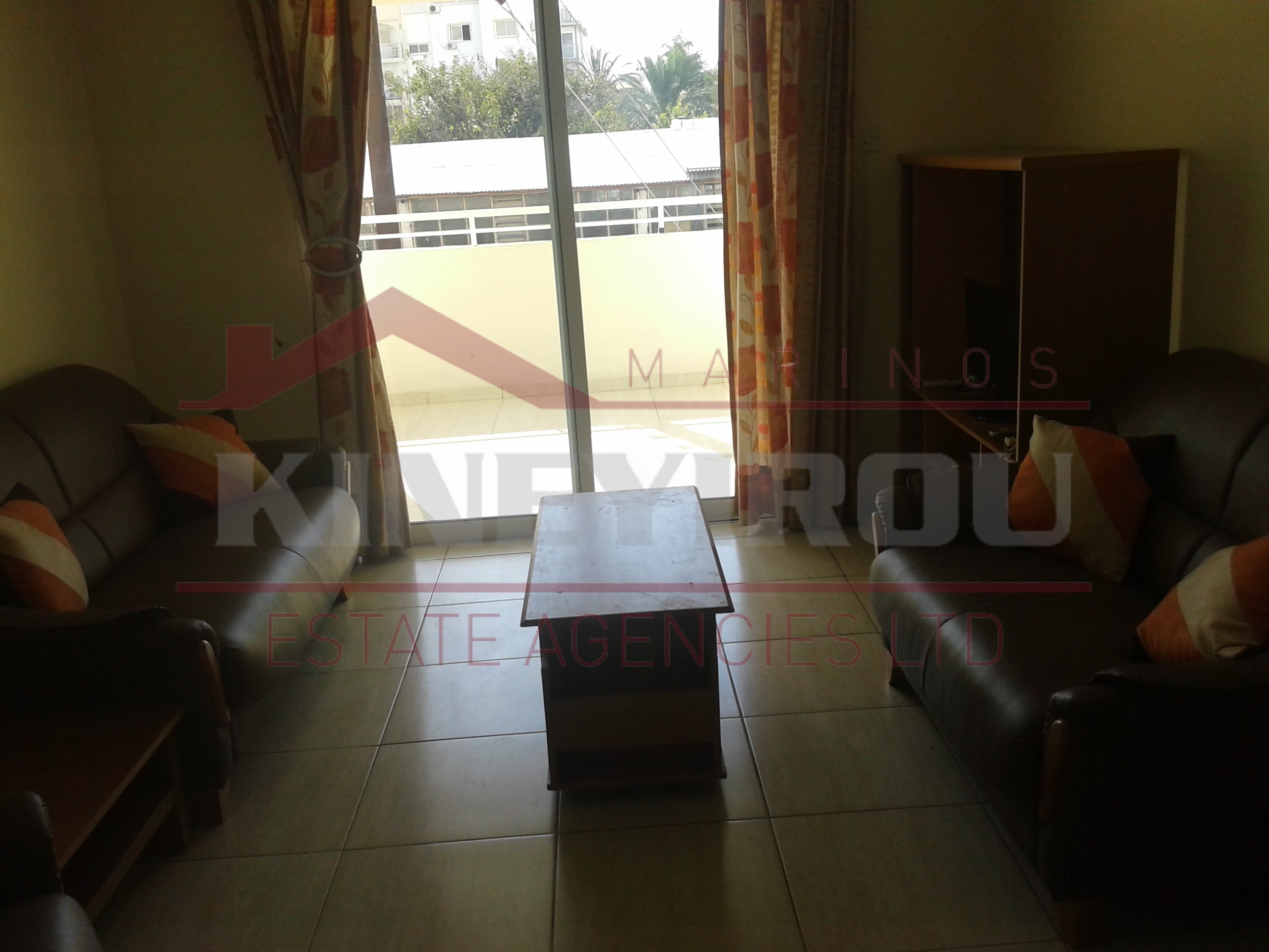 Two bedroom apartment for rent in Makenzy – Larnaca