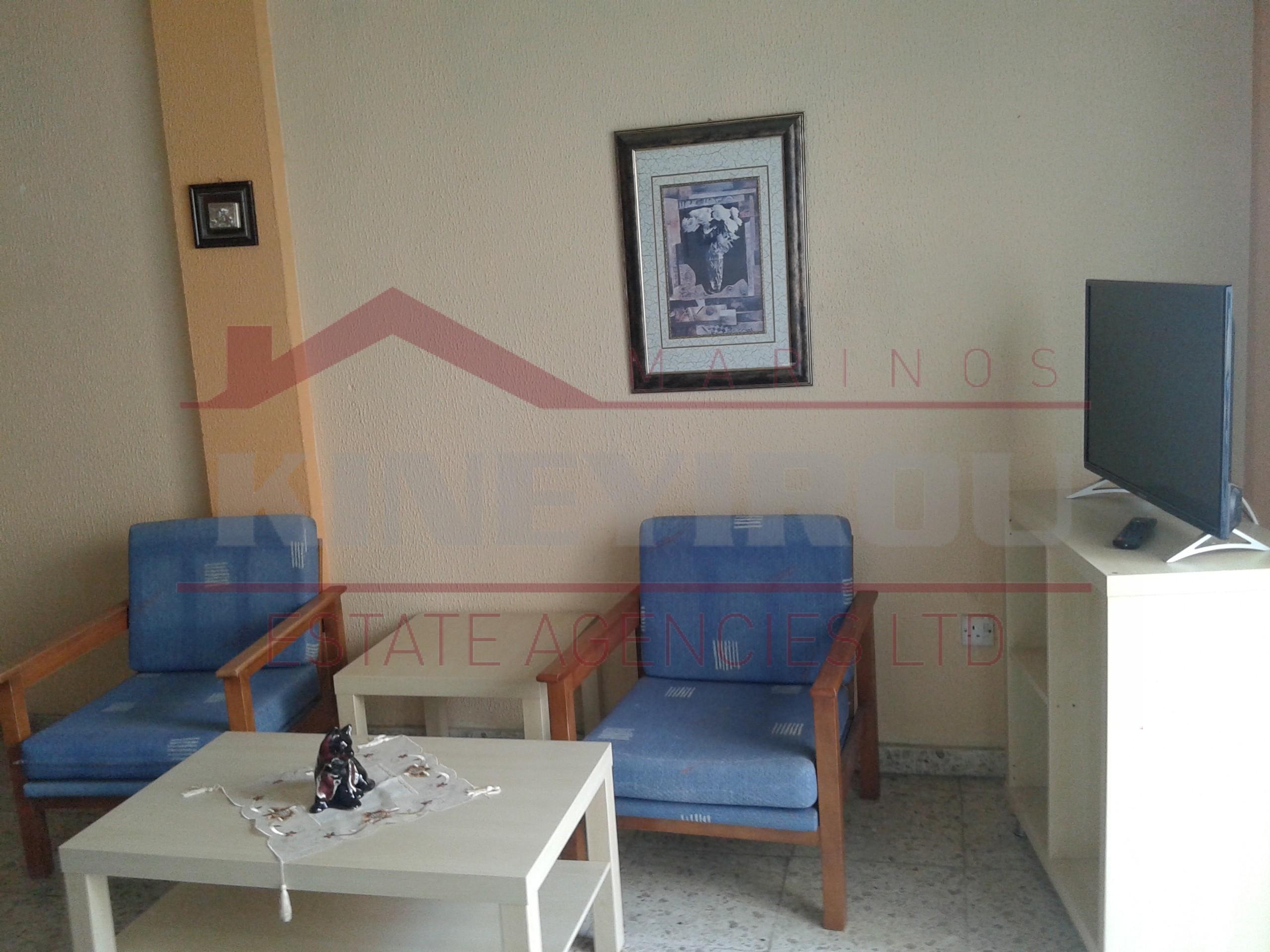 1 bedroom apartment for rent in Makenzy , Larnaca