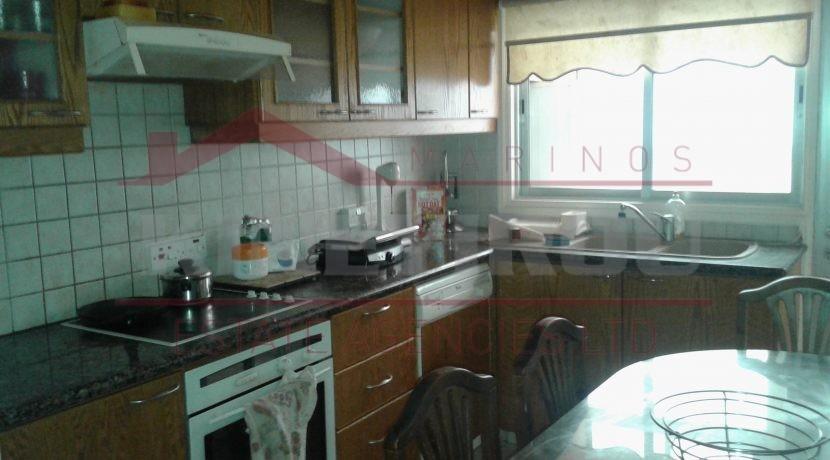 Rented Apartment in Makenzie Larnaca - Larnaca properties