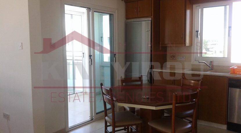 Rented Apartment in New Hospital Larnaca - Larnaca properties