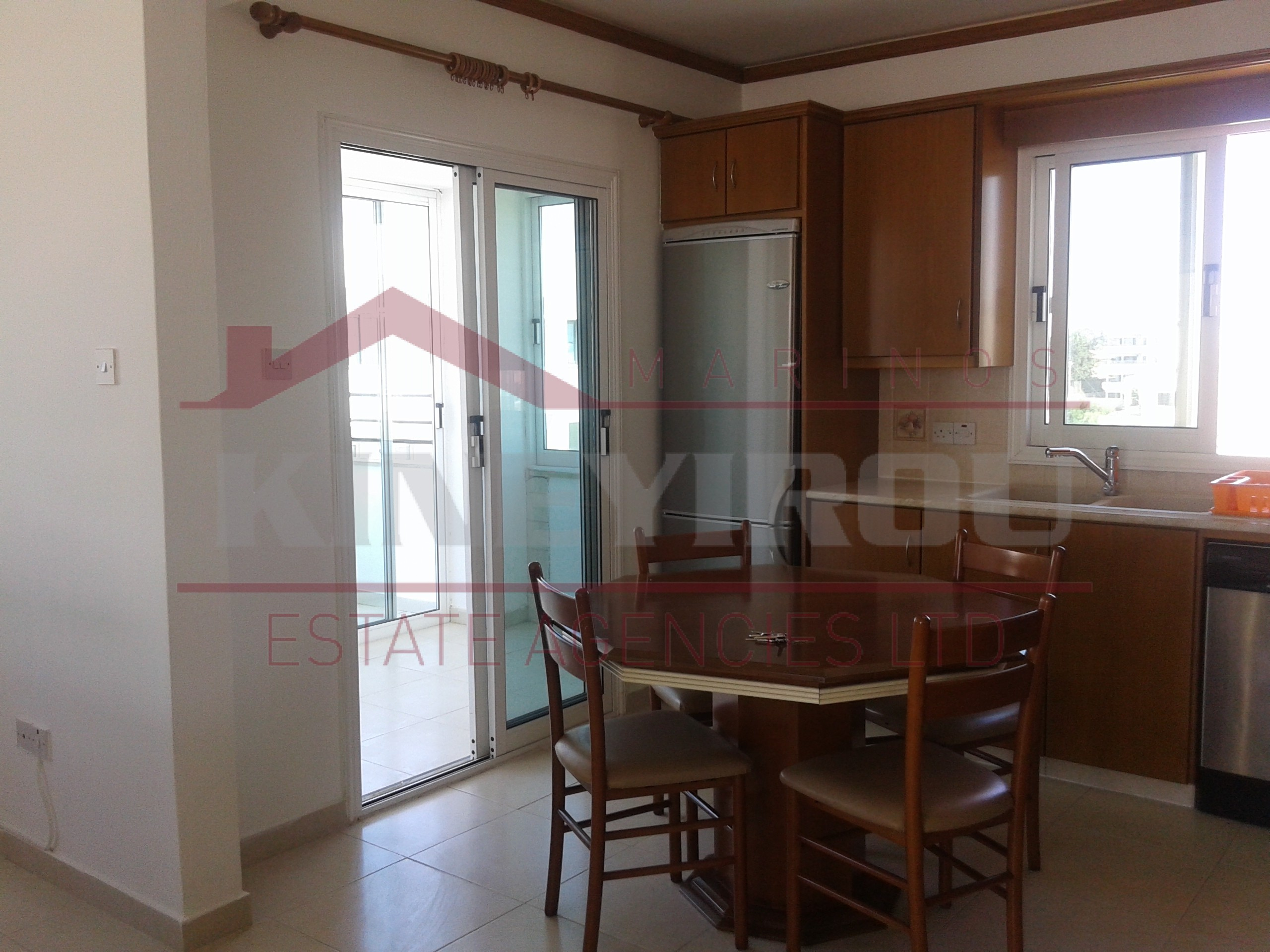 Wonderful apartment for rent near New Hospital – Larnaca