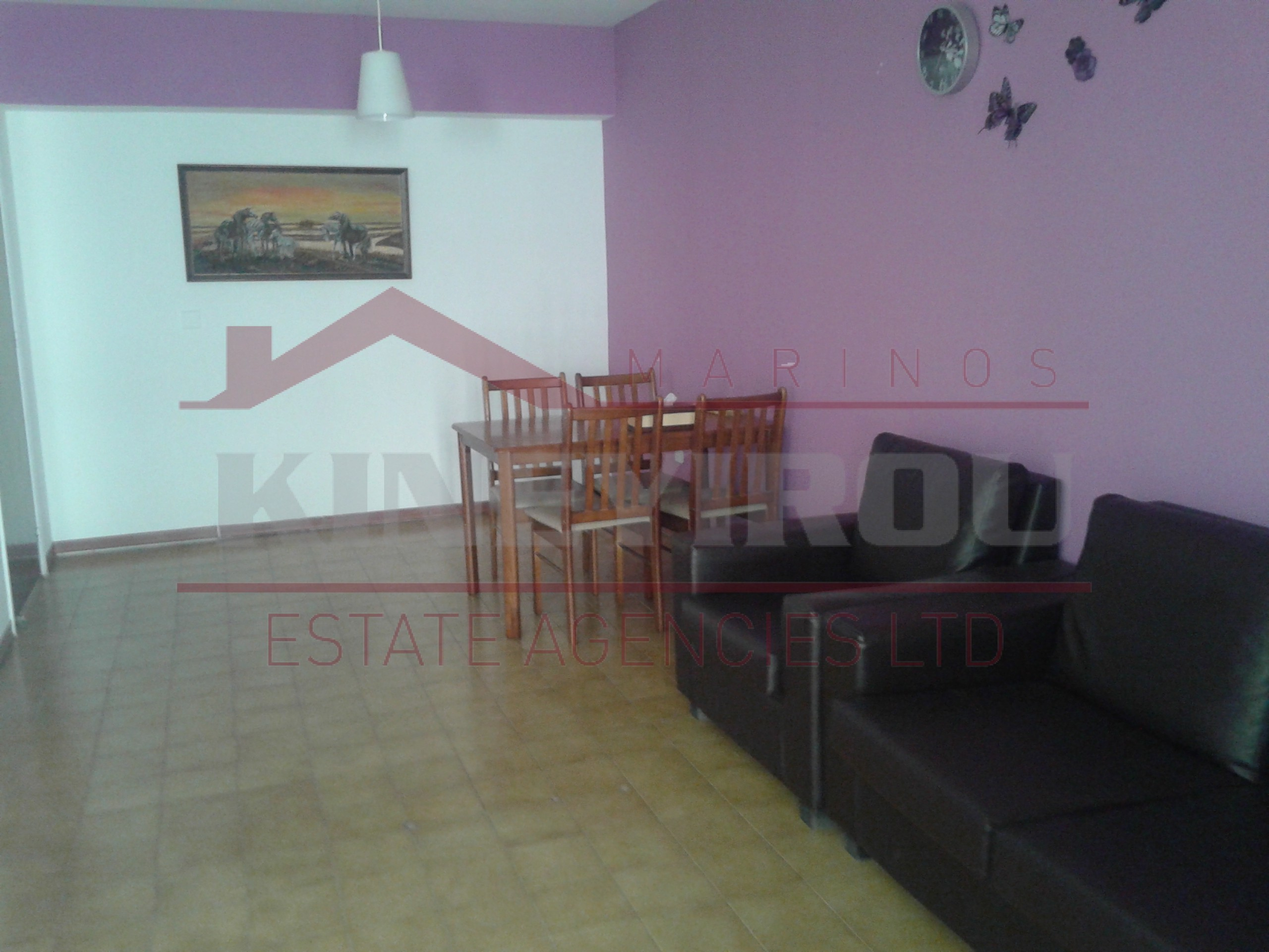 One bedroom apartment for rent in Larnaca