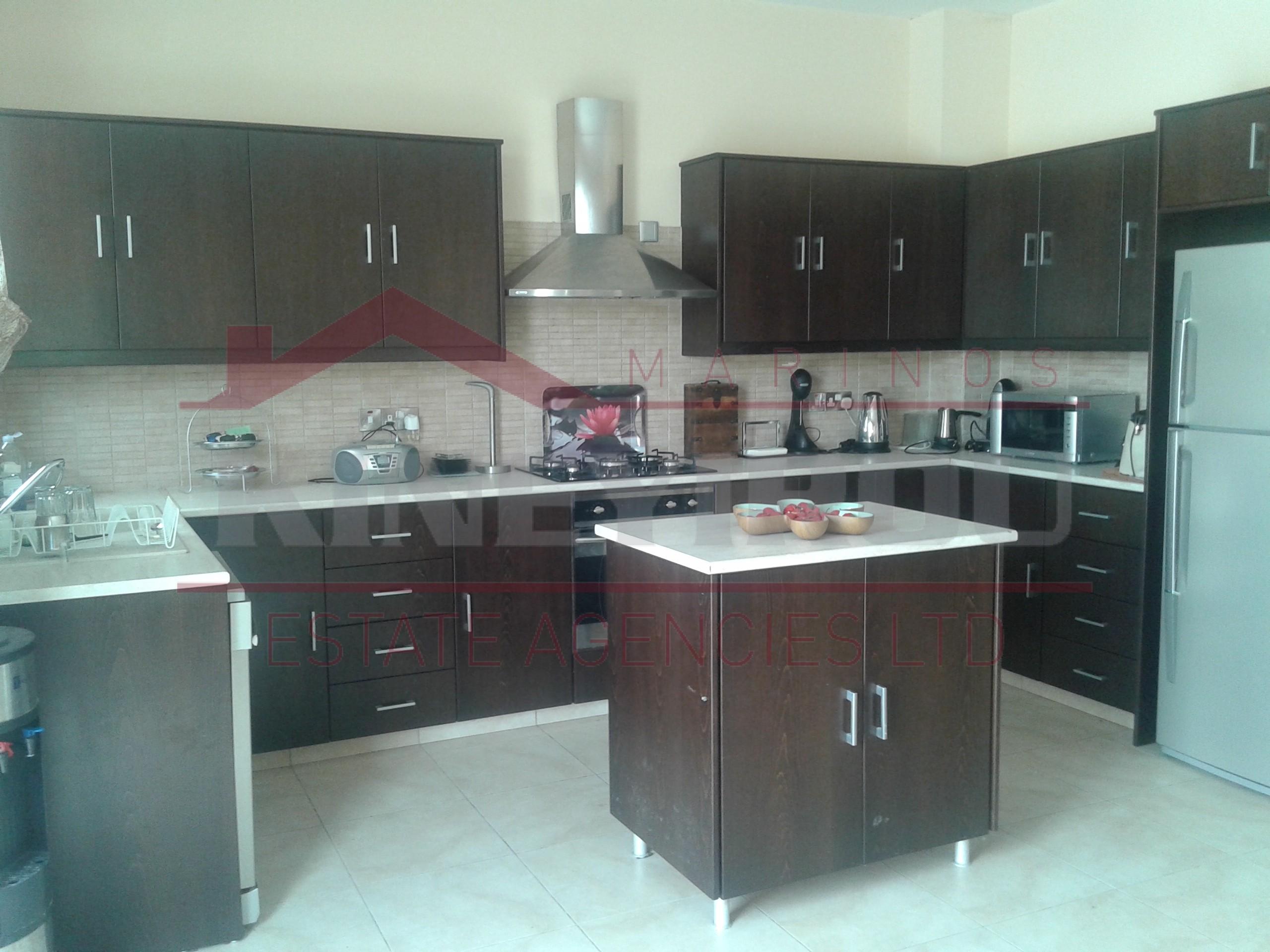 4 bedroom house  in Vergina , Larnaca