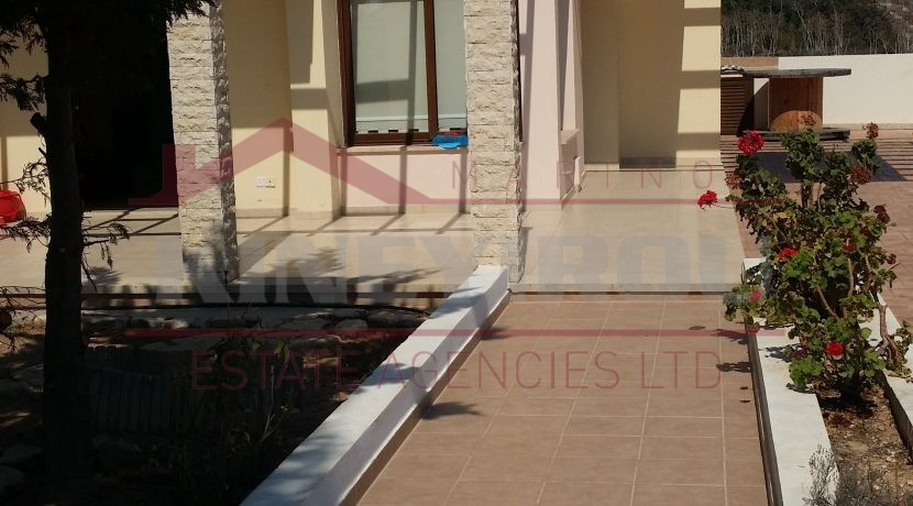 Rented House at Agios Theodoros Larnaca - Larnaca properties