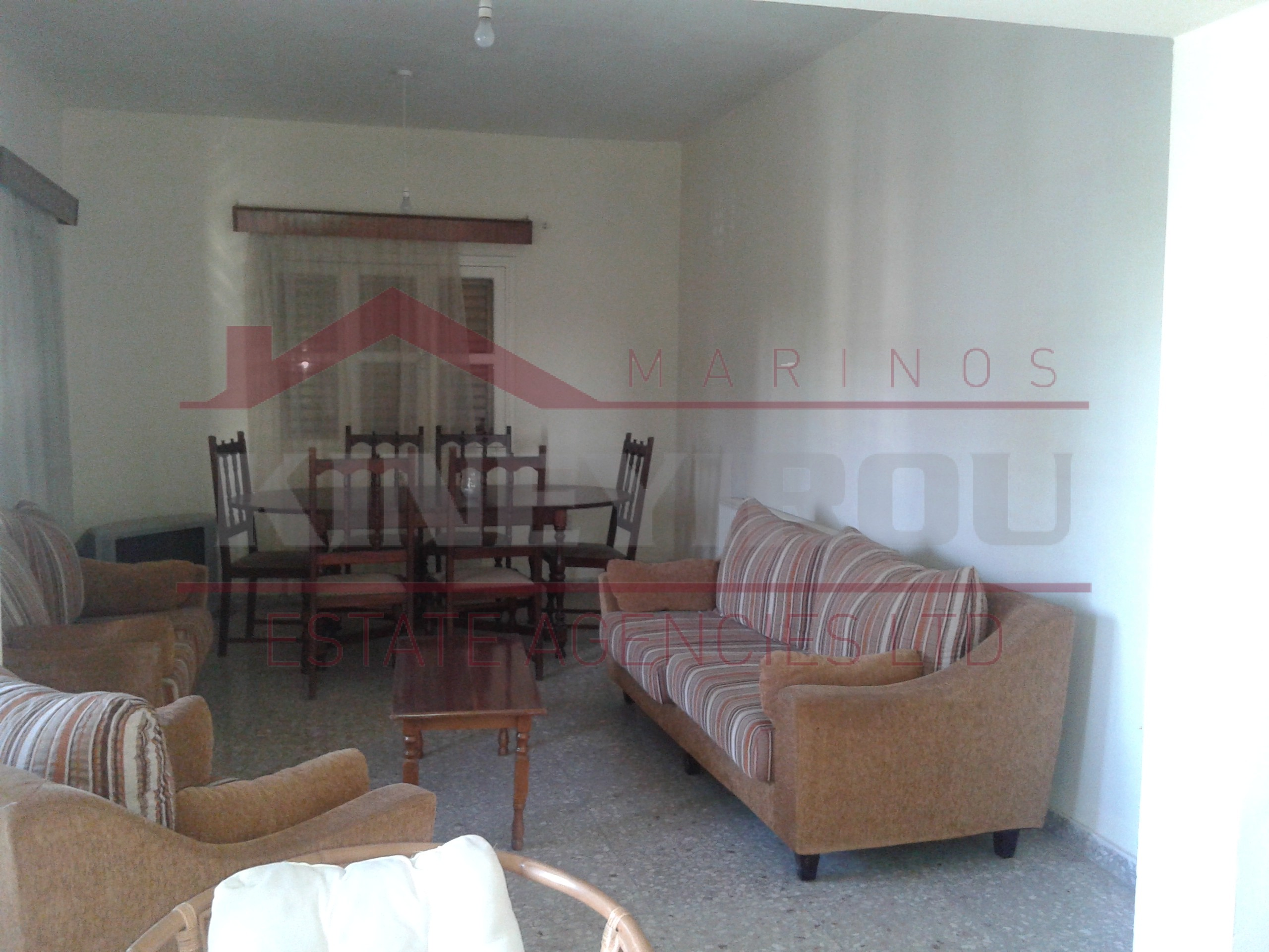 Spacious house for rent in Kamares , Larnaca