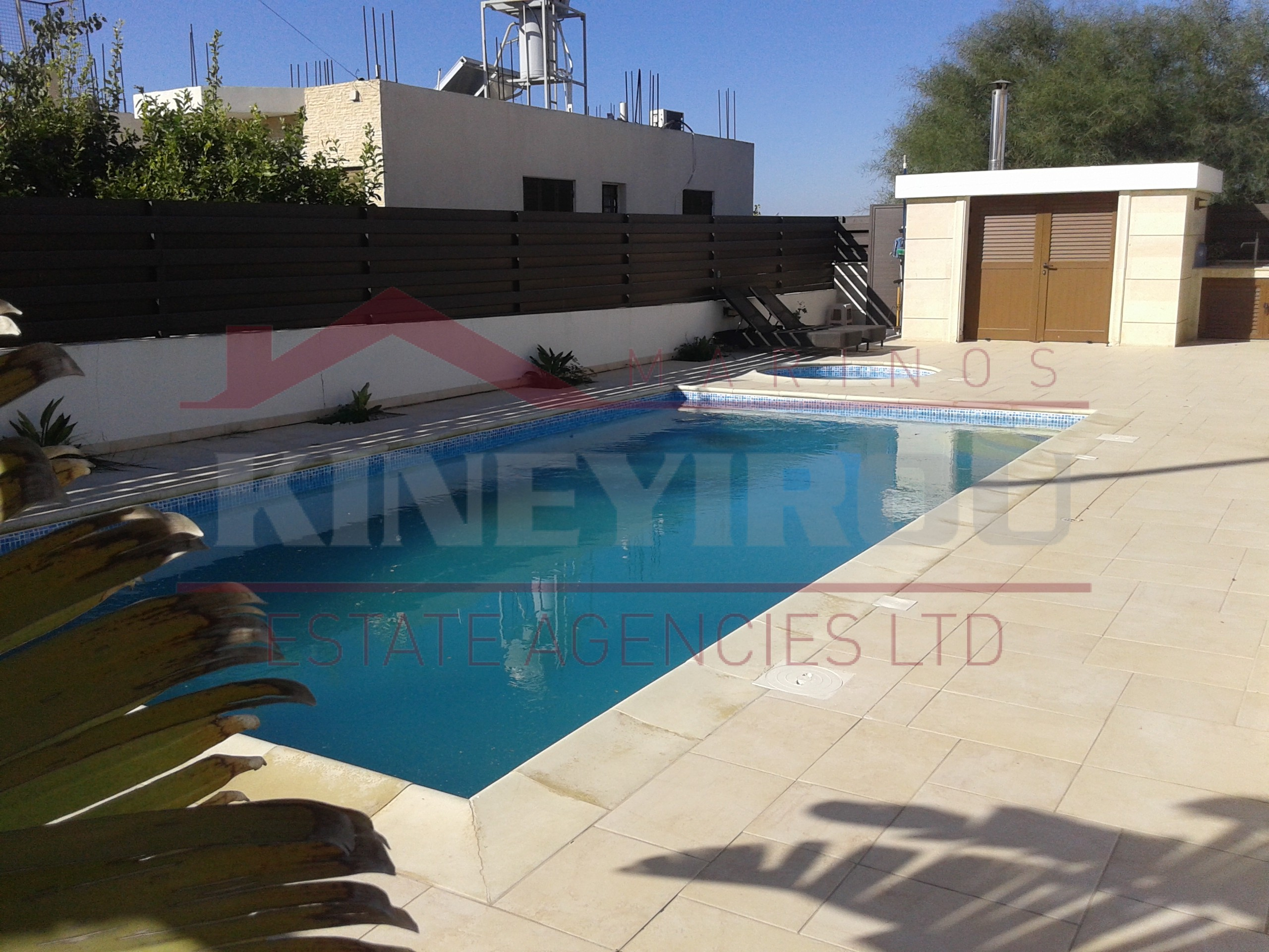 4 bedroom house for rent in Dhekelia road , Larnaca