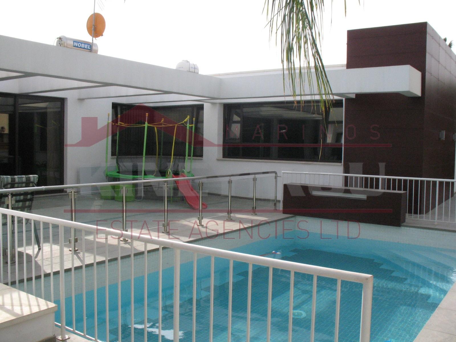 Five Bedroom – Luxury House For Rent in Vergina, Larnaca