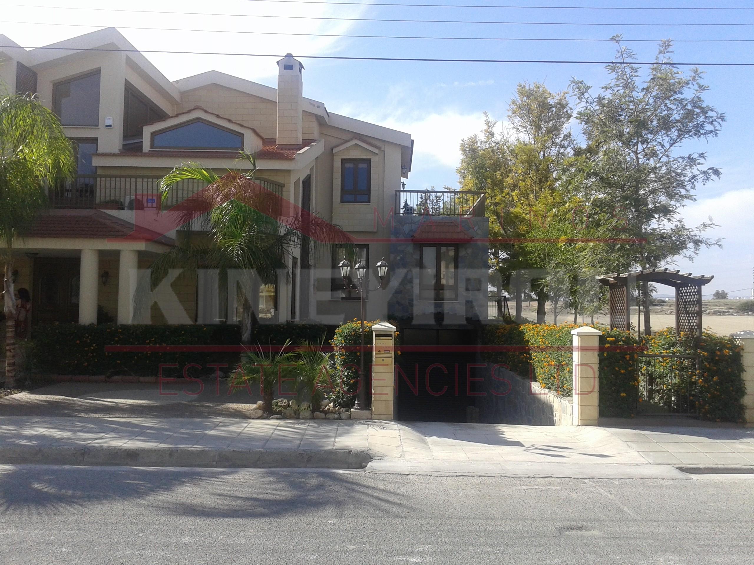 Luxury house  in Aradippou , Larnaca
