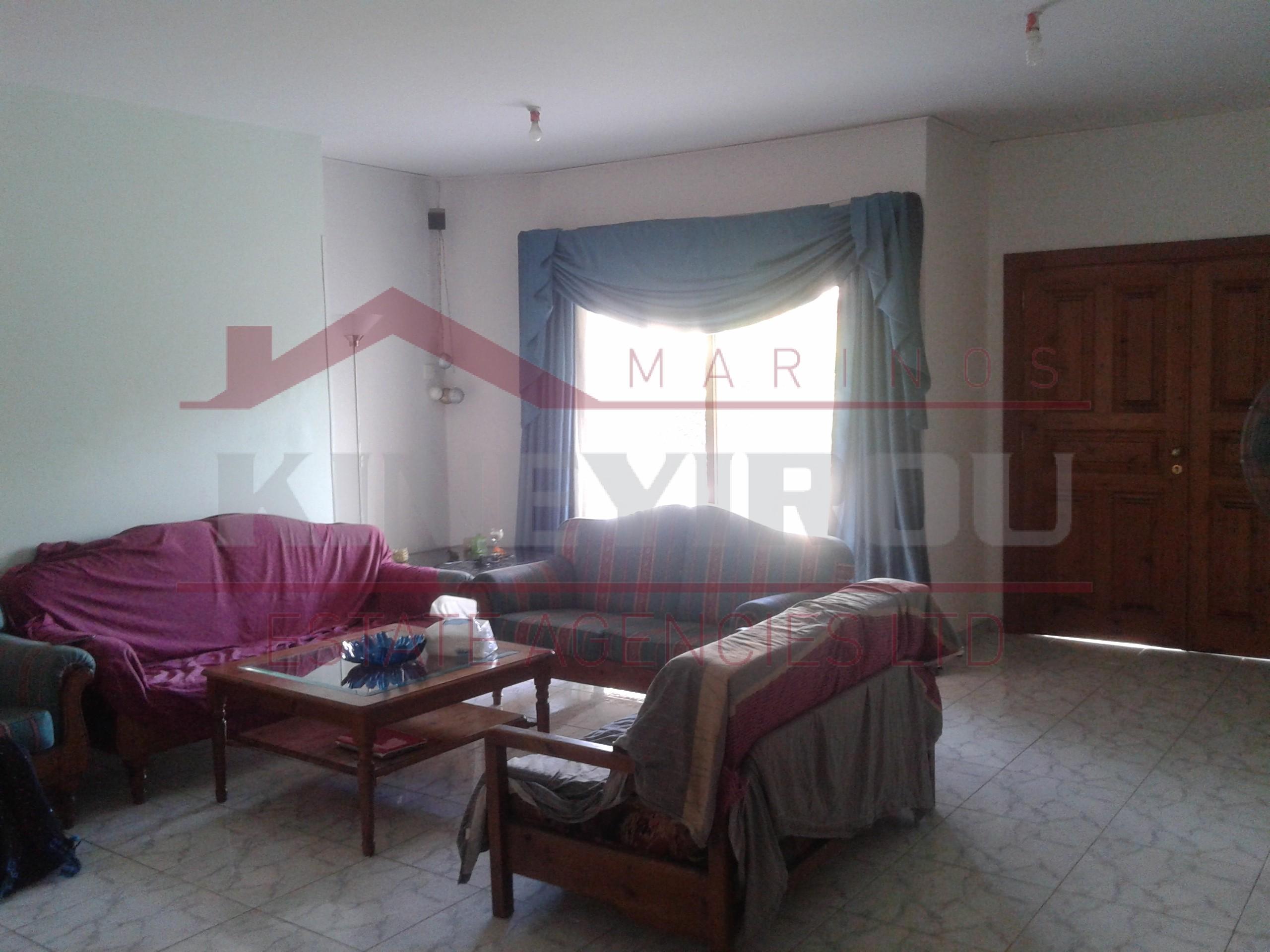 3 bedroom house  near Salamina Stadium , Larnaca