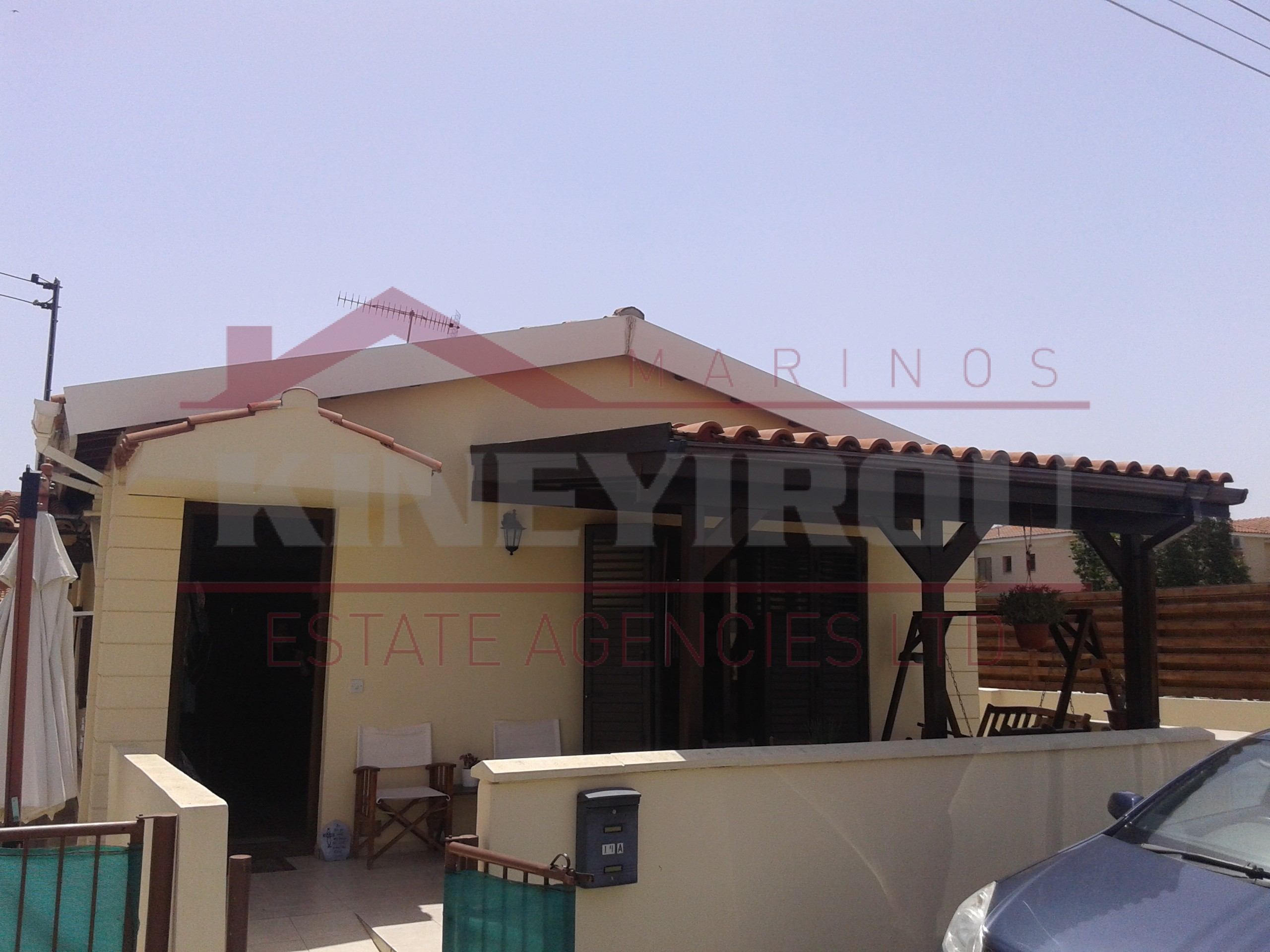 3 bedroom house for rent in Livadia – Larnaca