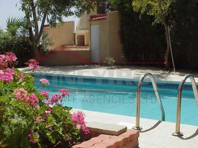 Villa for rent in Perivolia – Larnaca