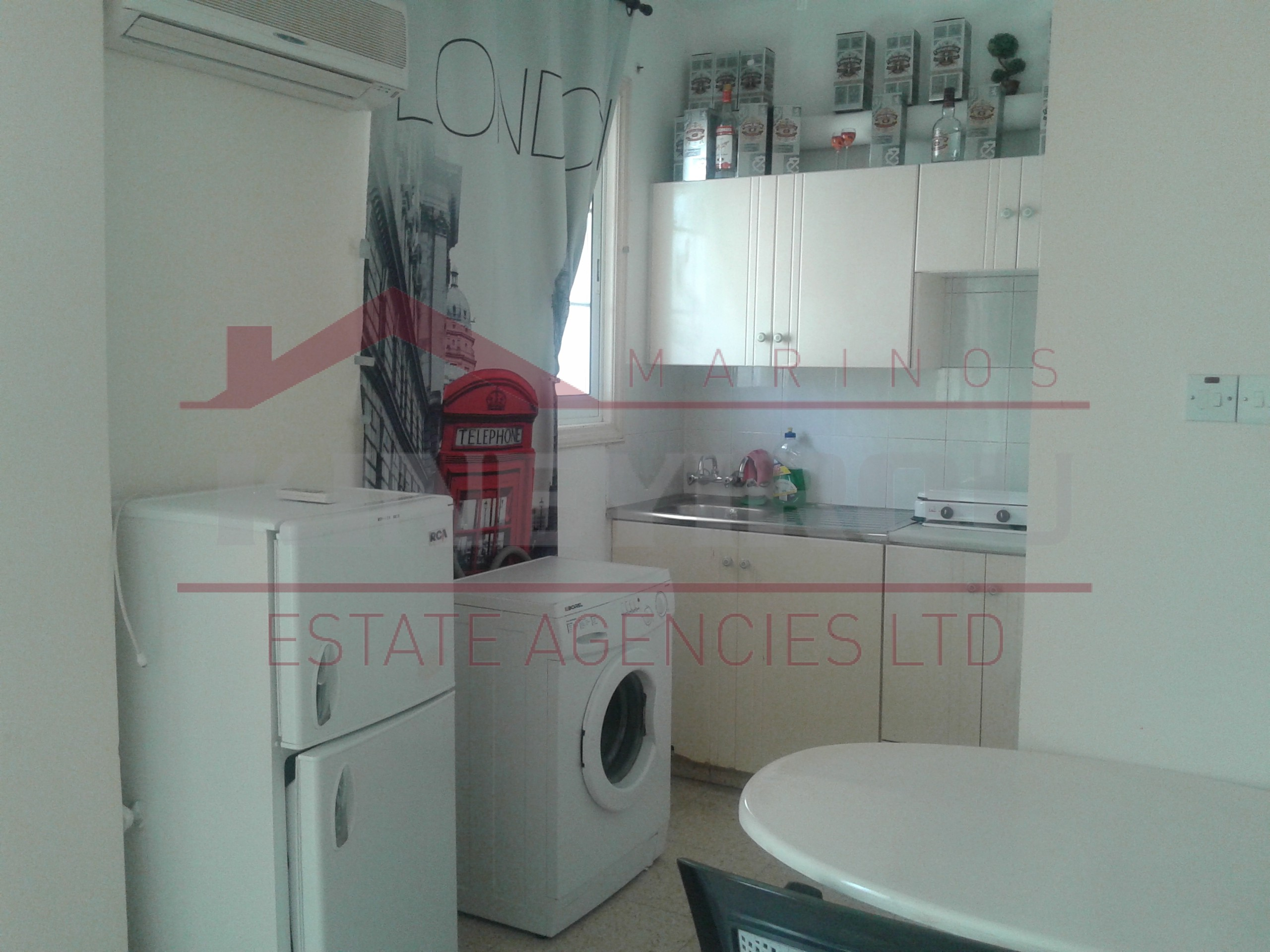 Spacious Apartment , Studio in Cyprus, Makenzie, Larnaca