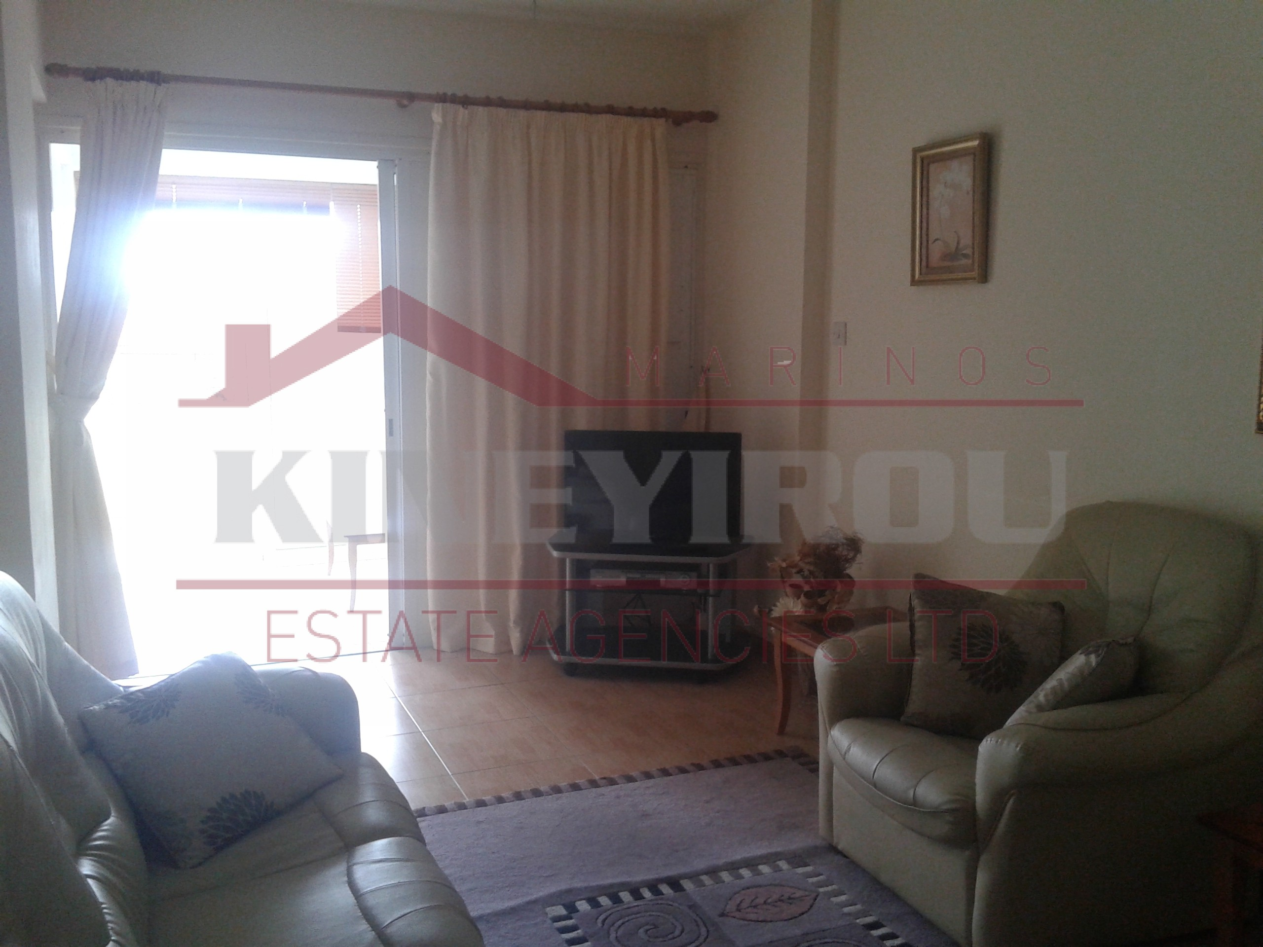 Spacious Two Bedroom Apartment for Sale in Makenzy, Larnaca