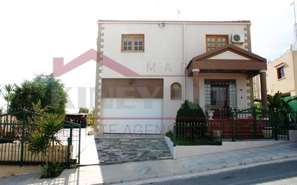 4 bedroom house for sale in Anglisides – Larnaca