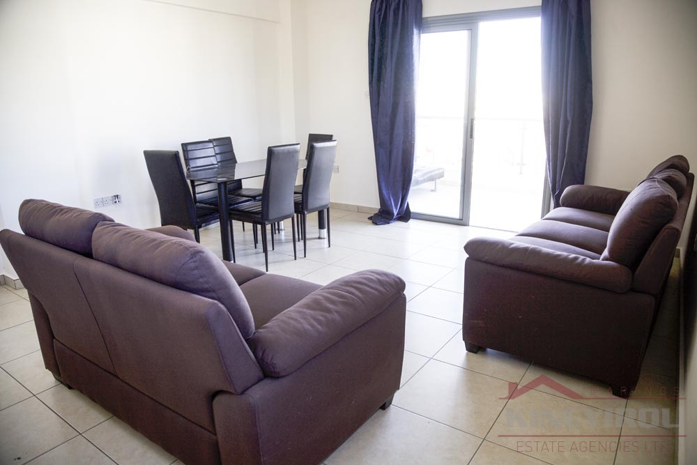 Two Bedroom Apartment for Rent in Prodromos Area, Larnaca