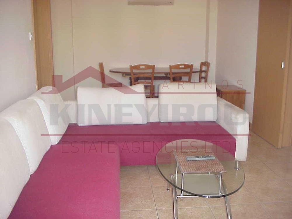 Two Bedroom Apartment for Sale near the Town Center, Larnaca