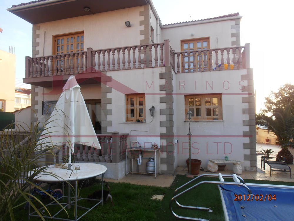Property for rent – House in Anglisides , Larnaca