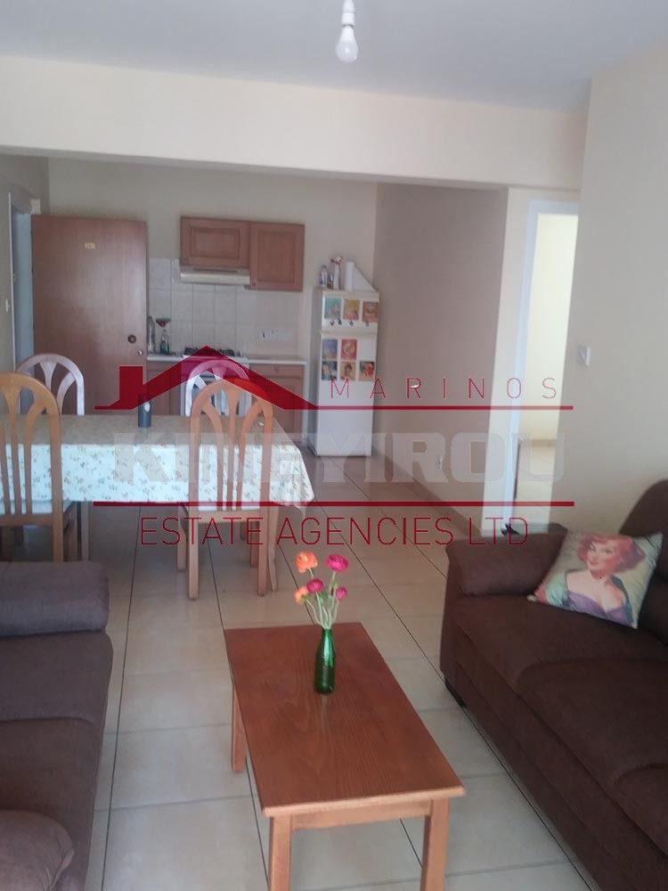 Spacious Two Bedroom Apartment For Rent in Town Center, Larnaca