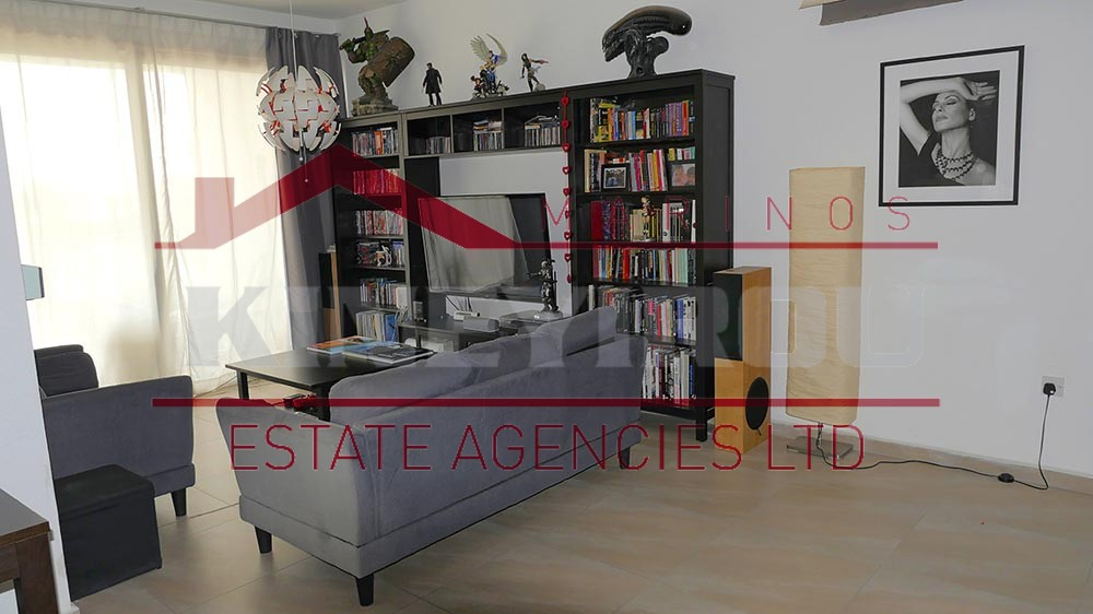 Luxury Two Bedroom Apartment For Sale in Livadia, Larnaca
