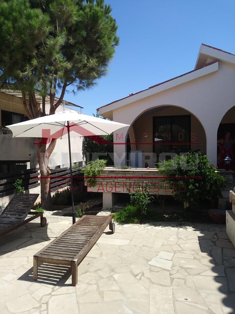 Luxury Six Bedroom House For Rent in Kamares, Larnaca