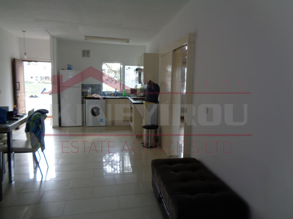 Ground Floor Two Bedroom Apartment For Rent in Dekelia Road, Larnaca