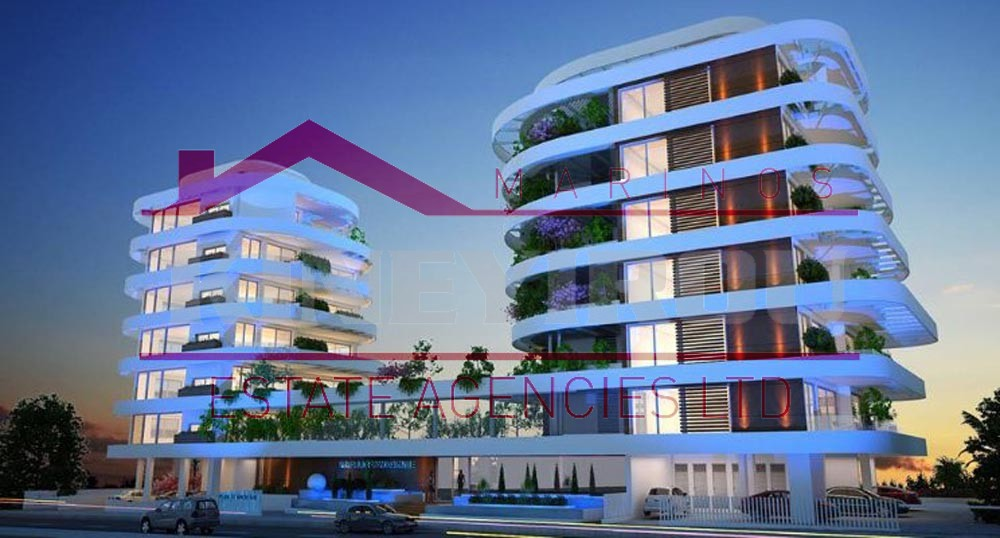 One bedroom apartment for sale in Makenzy, Larnaca
