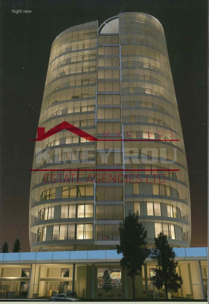 Limassol properties – office for sale