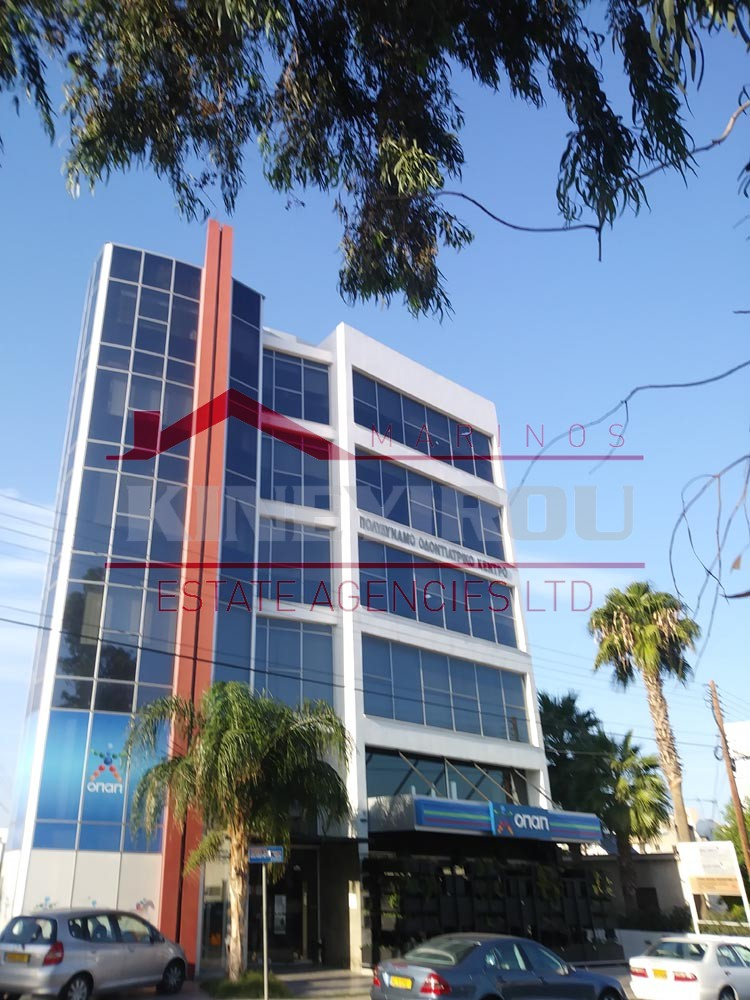 Property in Cyprus for Sale – Building  in the Town Center, Larnaca