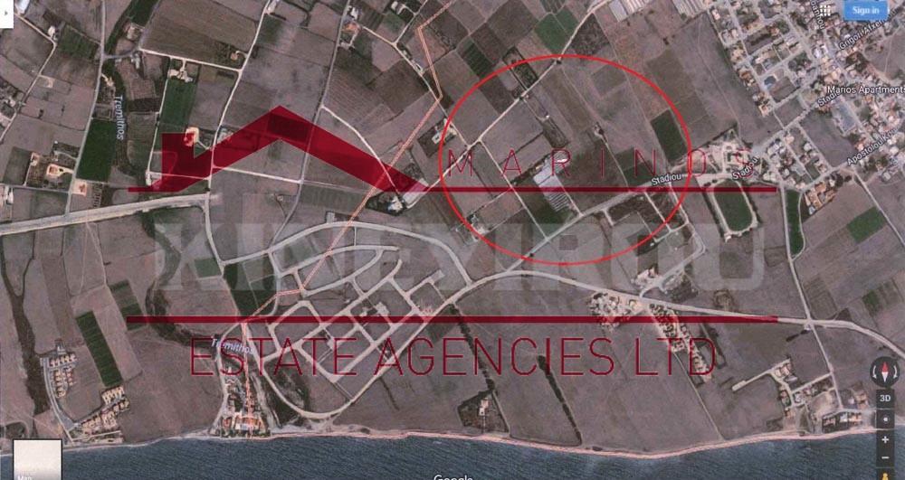 Investment property in Perivolia, Larnaca