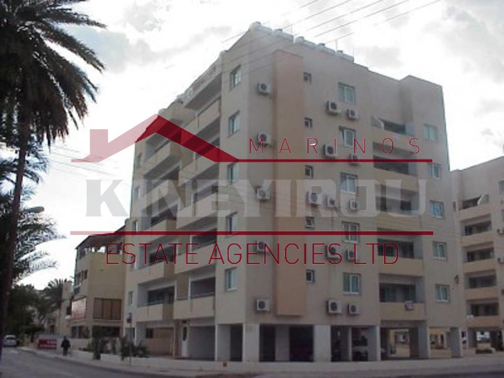 Beautiful apartment for rent in Town Center, Larnaca