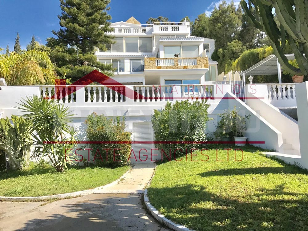 Amazing villa for sale in Agios Tychonas – Limassol