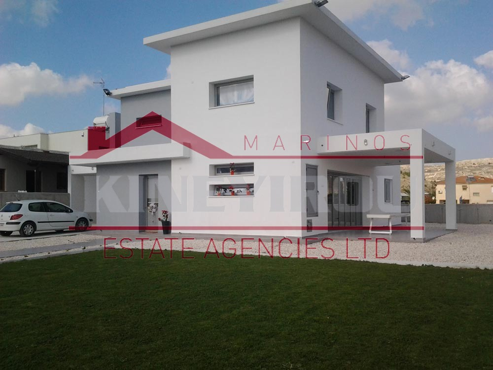 Luxury house for sale in Aradippou, Larnca