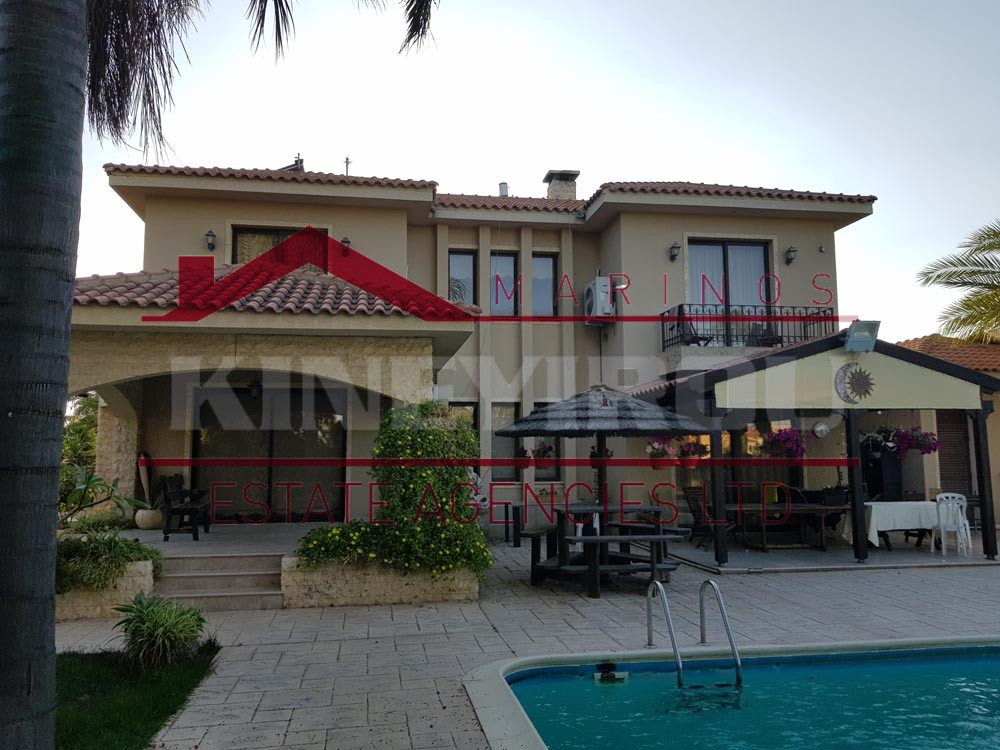 Luxury house for sale in Anglisides, Larnaca