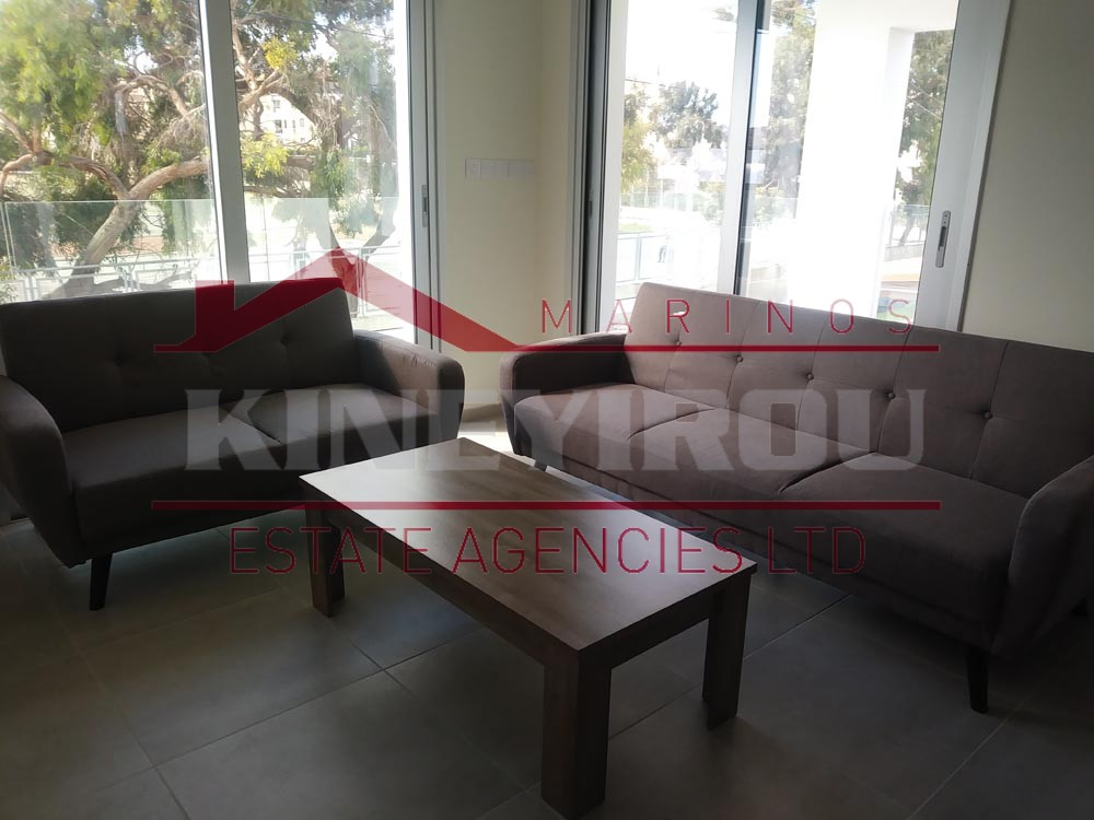 New two bedroom apartment for rent in Makenzie, Larnaca