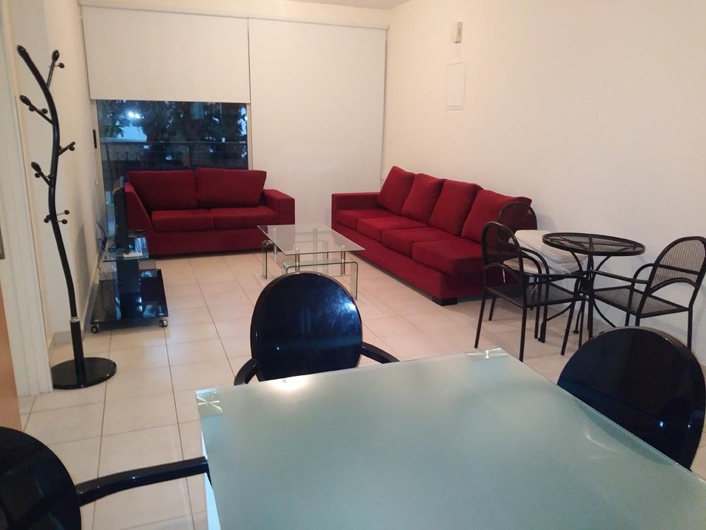 Two bedroom apartment for rent, near the port, Larnaca
